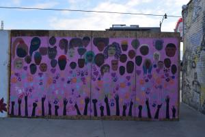 Artists: Becca Parsons, Meg Beech, & Teresa