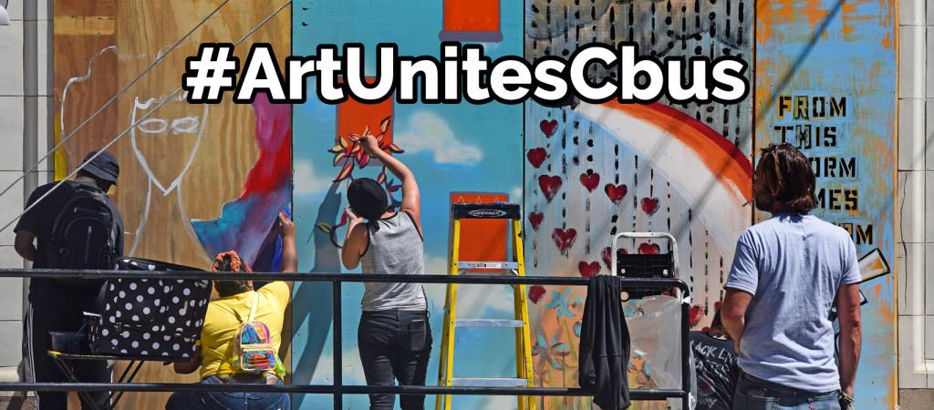 #ArtUnitesCbus